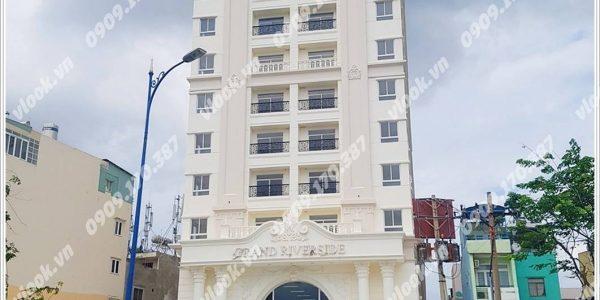 Cao ốc văn phòng cho thuê Grand Riverside, Bến Vân Đồn, Quận 4, TPHCM - vlook.vn