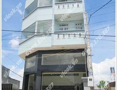 Cao ốc văn phòng cho thuê NC Building, Hà Đặc, Quận 12, TPHCM - vlook.vn