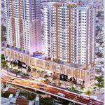Cao ốc văn phòng cho thuê Rivergate Residence, Bến Vân Đồn, Quận 4, TPHCM - vlook.vn