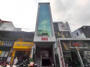 Cao ốc văn phòng cho thuê Ceiba Office Trần Quốc Toản, Quận 3, TPHCM - vlook.vn