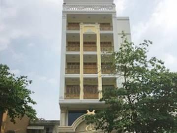 Cao ốc văn phòng cho thuê Galatea Building, Nguyễn Phúc Nguyên, Quận 3, TPHCM - vlook.vn