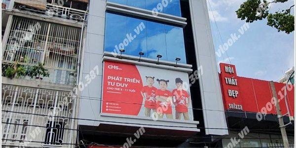 Cao ốc văn phòng cho GIC Building, Trần Quang Khải, Quận 1, TP.HCM - vlook.vn