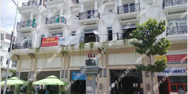 Cao ốc văn phòng cho thuê Fruzii Building, Trần Thị Nghỉ, Quận Gò Vấp, TPHCM - vlook.vn