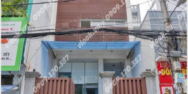 Cao ốc văn phòng cho thuê Holihomes Building 2, Nguyễn Bá Tuyển, Quận Tân Bình, TPHCM - vlook.vn