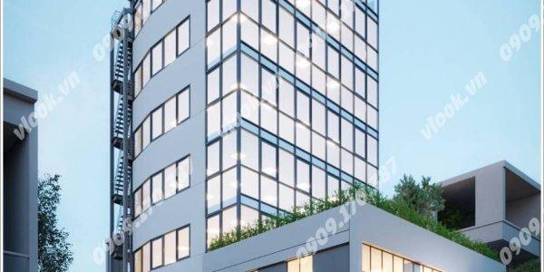Cao ốc văn phòng cho thuê Kappel S Building, Hoàng Văn Thụ, Quận Tân Bình, TPHCM - vlook.vn