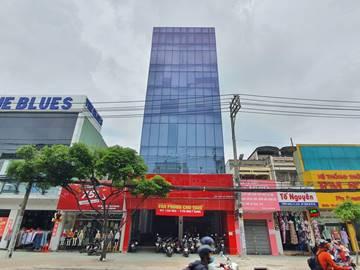 Cao ốc văn phòng cho thuê toà nhà Sabay Cách Mạng Tháng Tám, Quận Tân Bình - vlook.vn