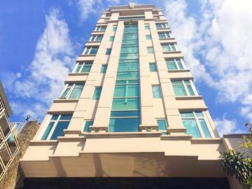 Cao ốc cho thuê văn phòng NVG Office Building, Nguyễn Văn Giai, Quận 1 - vlook.vn
