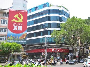 Cao ốc cho thuê văn phòng NYDC Nguyễn Trãi, Quận 1 - vlook.vn