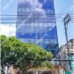 Cao ốc văn phòng cho thuê Sabay Tower CMT8, Cách Mạng Tháng Tám, Quận Tân Bình, TPHCM - vlook.vn