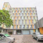 Cao ốc cho thuê văn phòng Sohobiz Building, Huỳnh Lan Khanh, Quận Tân Bình - vlook.vn