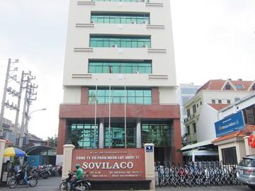 Cao ốc cho thuê văn phòng Sovilaco Building, Phổ Quang, Quận Tân Bình - vlook.vn