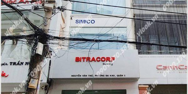 Cao ốc văn phòng cho thuê văn phòng Bitracorp Building, Nguyễn Văn Thủ, Quận 1, TP.HCM - vlook.vn