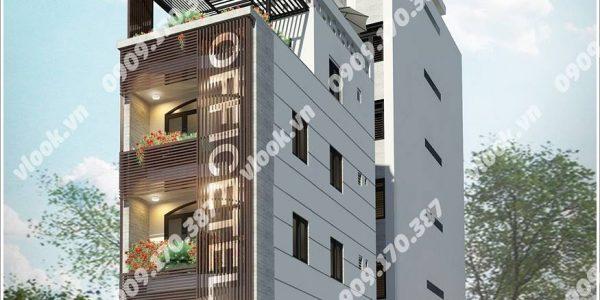 Cao ốc văn phòng cho thuê Casanova Building, Nguyễn Sơn, Quận Tân Phú, TPHCM - vlook.vn