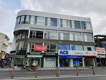 Cao ốc cho thuê văn phòng Deli Office Hoàng Văn Thụ, Quận Phú Nhuận, TPHCM - vlook.vn