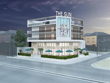 Cao ốc văn phòng cho thuê The Sun Building, Đồng Văn Cống, Quận 2, TP.HCM - vlook.vn