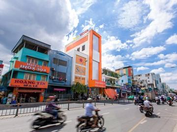 Cao ốc văn phòng cho thuê WIn Home Bạch Đằng 4, Quận Bình Thạnh, TPHCM - vlook.vn