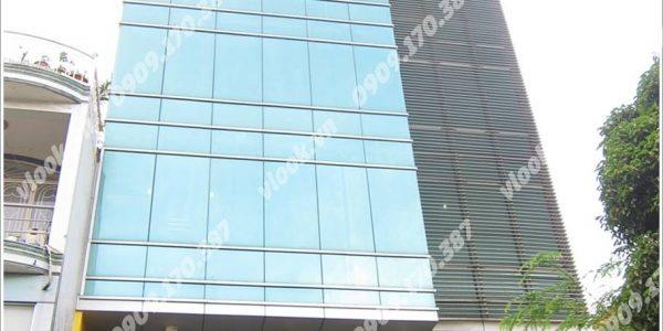 Cao ốc văn phòng cho thuê Deli Office Nguyễn Đình Chính, Quận Phú Nhuận, TPHCM - vlook.vn