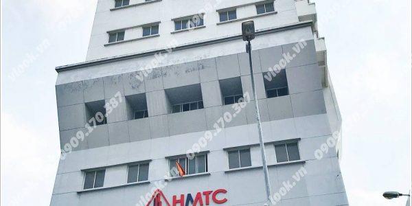 Cao ốc cho thuê văn phòng HMTC Nguyễn Trãi, Quận 1, TPHCM - vlook.vn