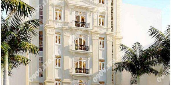 Văn phòng cho thuê tòa nhà Loan Le Place, Phan Huy Ích, Quận Tân Bình, TP.HCM - vlook.vn