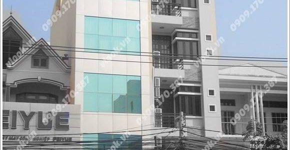 Cao ốc văn phòng cho thuê Mekong Office 4, Cộng Hòa, Quận Tân Bình, TPHCM - vlook.vn