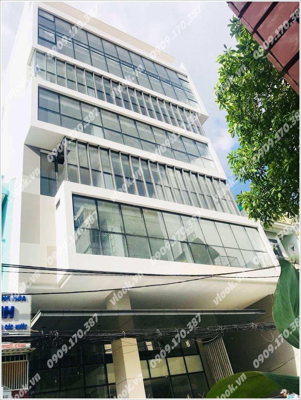 Cao ốc cho thuê văn phòng Sabay Tower, Đồng Nai, Quận Tân Bình, TPHCM - vlook.vn