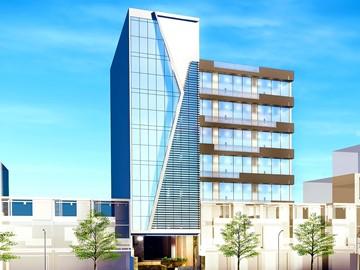 Cao ốc cho thuê văn phòng Sabay Tower, Trường Chinh, Quận Tân Bình - vlook.vn