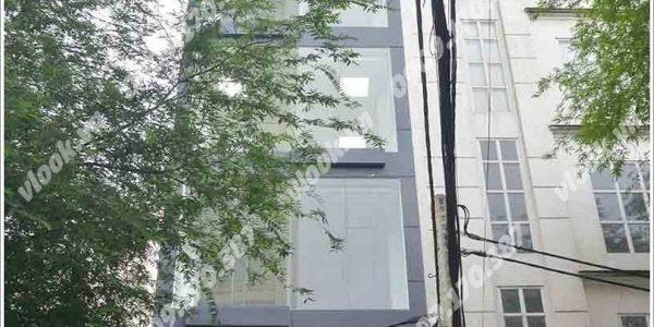 Cao ốc cho thuê văn phòng Thiên An Office, Tôn Thất Đạm, Quận 1, TPHCM - vlook.vn