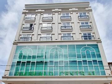 Cao ốc văn phòng cho Emerald Building, Huỳnh Tịnh Của, Quận 3 TP.HCM - vlook.vn
