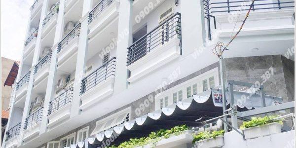 Cao ốc cho thuê văn phòng Mekong Office 10, Thăng Long, Quận Tân Bình, TPHCM - vlook.vn