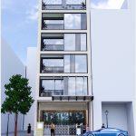 Cao ốc cho thuê văn phòng Nguyễn Tuân Building, Quận Gò Vấp, TPHCM - vlook.vn