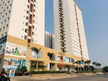 Cao ốc cho thuê văn phòng Topaz City, Cao Lỗ, Quận 8, TPHCM - vlook.vn