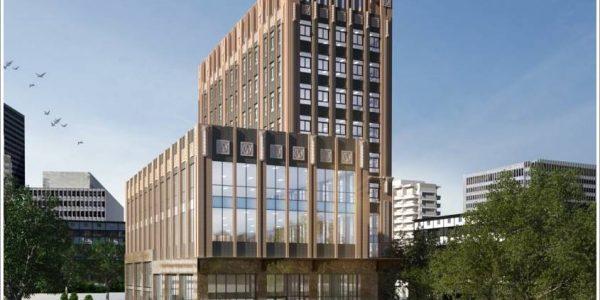 Gia Định Office Building - Văn phòng cho thuê đường Quốc Lộ 13, Quận Thủ Đức, TP.HCM - vlook.vn