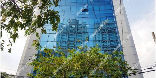 Văn phòng cho thuê Thành An Building đường Bà Triệu, Phường 12, Quận 5, TPHCM - vlook.vn