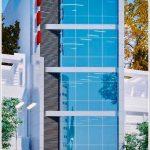 Cao ốc văn phòng cho thuê Aloha Building 2 đường Bạch Đằng, Phường 2, Quận Tân Bình, TPHCM - vlook.vn 01