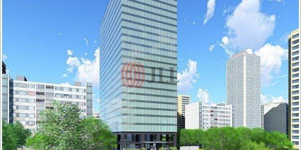 Cao ốc cho thuê văn phòng Sonatus Tower, Lê Thánh Tôn, Quận 1, TPHCM - vlook.vn