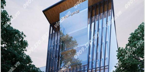 Cao ốc cho thuê văn phòng Cherry Office Building, Đường C22, Quận Tân Bình, TPHCM - vlook.vn
