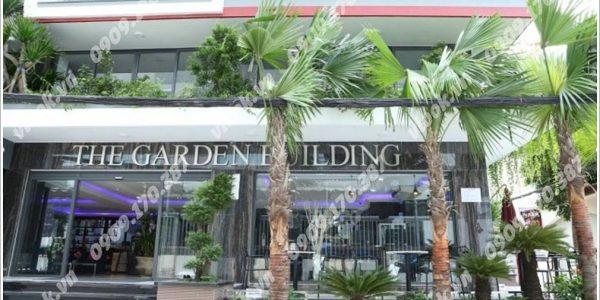 Cao ốc văn phòng cho thuê The Garden Building, Cao Thắng, Quận 3, TPHCM - vlook.vn