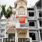 Cao ốc cho thuê văn phòng Trung Huy Building, Đường D1, Quận 7, TPHCM - vlook.vn