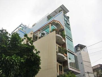 Toà cao ốc văn phòng cho thuê ACE Building, đường Tô Hiến Thành quận 10, TP.HCM - vlook.vn