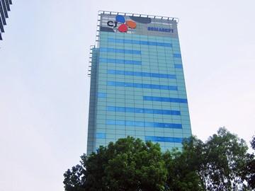 Cao ốc cho thuê văn phòng CJ Tower, Lê Thánh Tôn, Quận 1 - vlook.vn