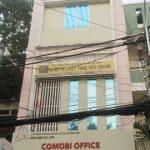 Cao ốc cho thuê văn phòng Comobi Office Building, Nguyễn Văn Thủ, Quận 1 - vlook.vn