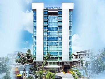 Cao ốc cho thuê văn phòng Company 59, Đinh Tiên Hoàng, Quận 1 - vlook.vn