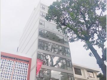 Cao ốc cho thuê văn phòng Deli Office Nguyễn Trãi, Quận 1 - vlook.vn
