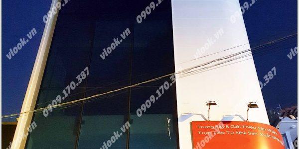 Cao ốc cho thuê văn phòng Fuji Building, Hồ Hảo Hớn, Quận 1, TPHCM - vlook.vn