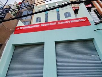 Cao ốc cho thuê văn phòng Khahomex Nguyễn Tất Thành, Quận 4, TPHCM - vlook.vn