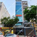 Mặt trước cao ốc cho thuê văn phòng Mekong Star Building, Nguyễn Văn Thương, Quận Bình Thạnh, TPHCM - vlook.vn