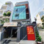 Cao ốc cho thuê văn phòng Quỳnh Building, Tô Hiến Thành, Quận 10, TPHCM - vlook.vn