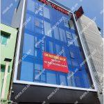 Cao ốc cho thuê văn phòng Ruby Tower, Dương Bá Trạc, Quận 8, TPHCM - vlook.vn