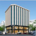 Cao ốc cho thuê văn phòng SaiNam Building III, Lam Sơn, Quận Tân Bình, TPHCM - vlook.vn