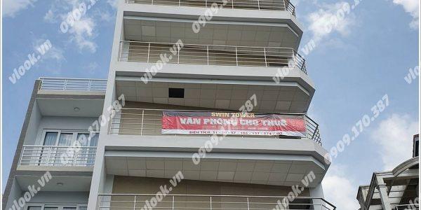 Cao ốc cho thuê văn phòng Swim Tower, Nguyễn Văn Đậu, Quận Bình Thạnh, TPHCM - vlook.vn